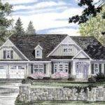 Cape Cod Cottage Country Ranch House Plan Floor Not Bad