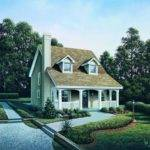 Cape Cod Cottage House Plan Home Sweet Pinterest