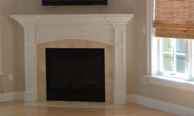 Cape Cod Fireplace