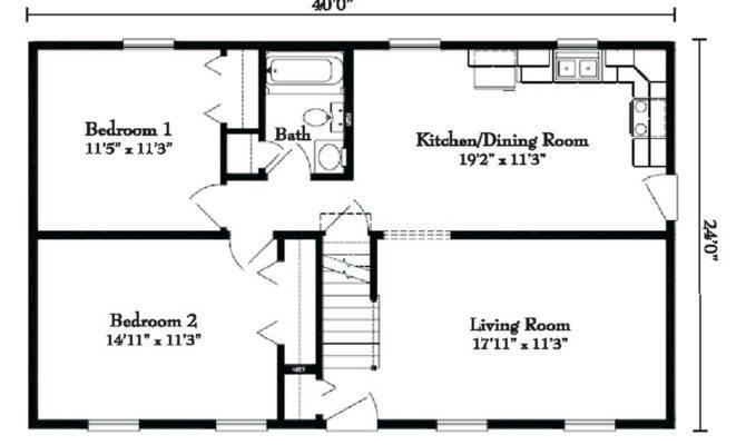Cape Cod Floor Plans