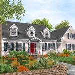 Cape Cod Garage Addition Plans Home
