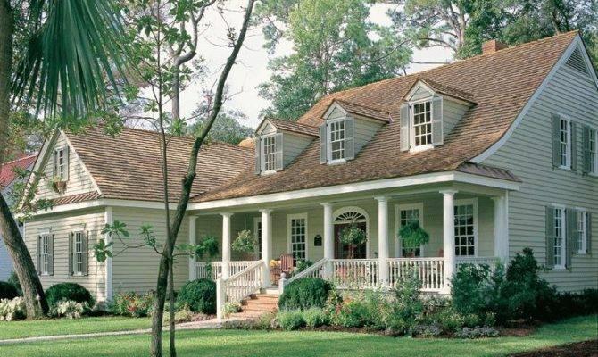 Cape Cod Home Designs Houseplans