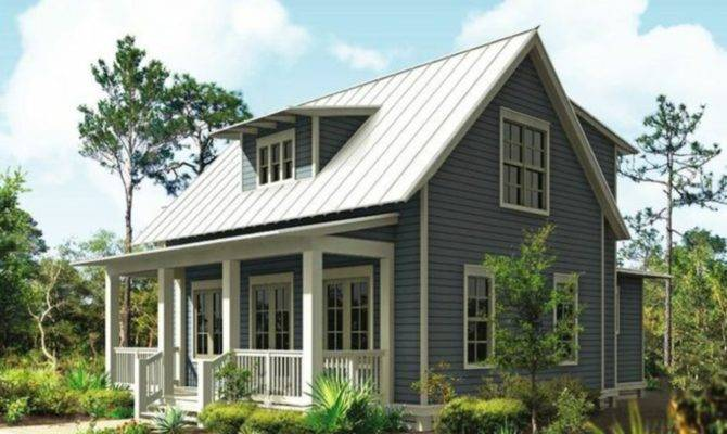 Cape Cod House Modern Plans One Story