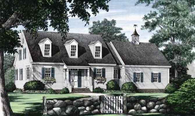 Cape Cod House Plans Dream Home Source