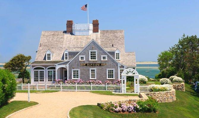Cape Cod House Renovation Called Riptide Another Stunning