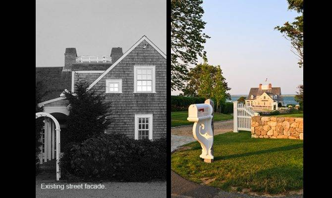 Cape Cod Remodels Before After