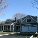 Cape Cod Style House Casual Cottage