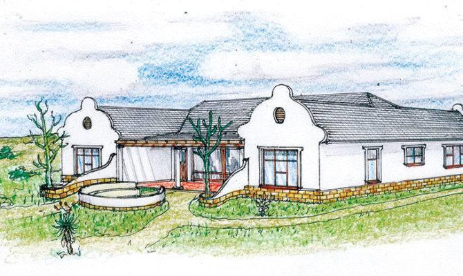 Cape Dutch House Floor Plans