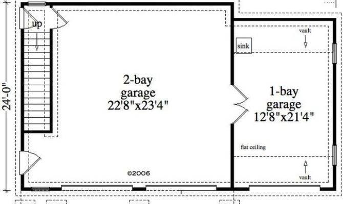 Car Detached Garage Plans Alp Chatham Design Group