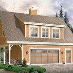 Car Garage Apartment Plan House Plans Home Designs