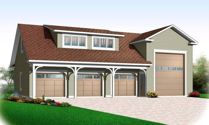 Car Garage Architectural Designs House