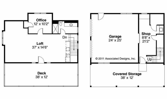 Car Garage Floor Plans Home Desain