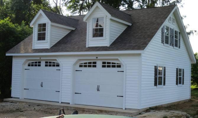 Car Garage Homestead Structures