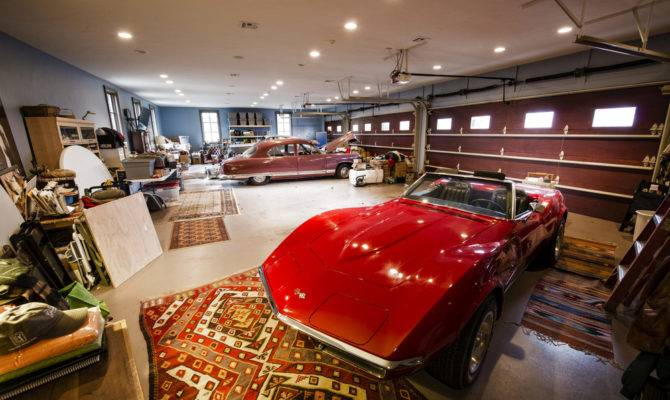 Car Garage Man Cave Amazing Bar