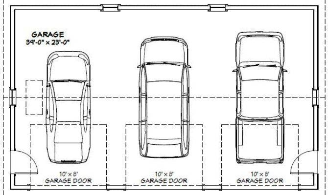 Car Garage Pdf Floorplan