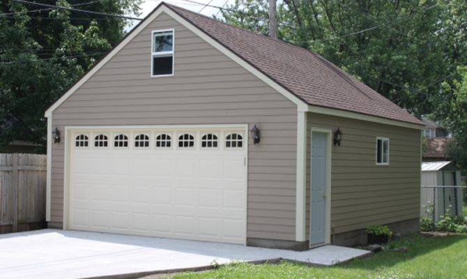 Car Garage Plans Detached