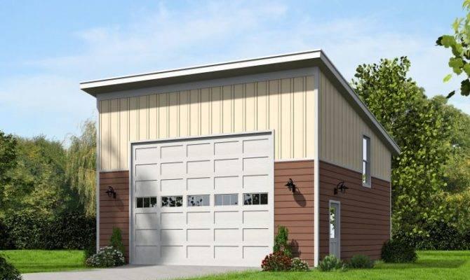 Car Garage Plans Modern Two Plan Loft