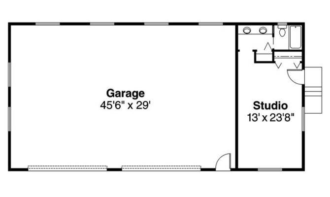 Car Garage Plans Plan Studio Design
