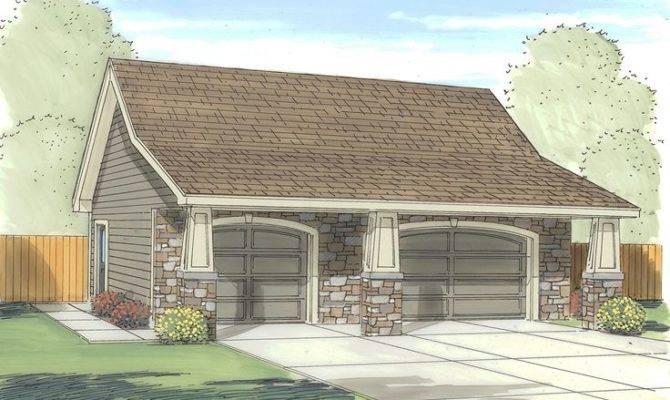 Car Garage Plans Three Plan Craftsman Styling