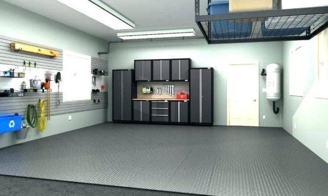 Car Garage Shop Layout Organization Port One