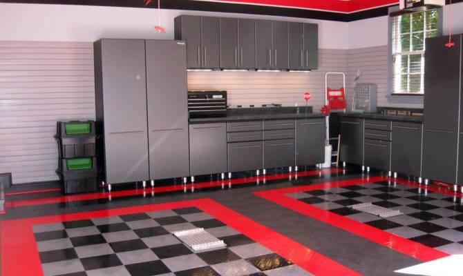 Car Garage Storage Ideas Design