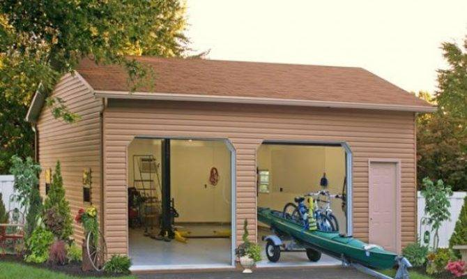 Car Lift Ready Garage Plans Dandk Organizer