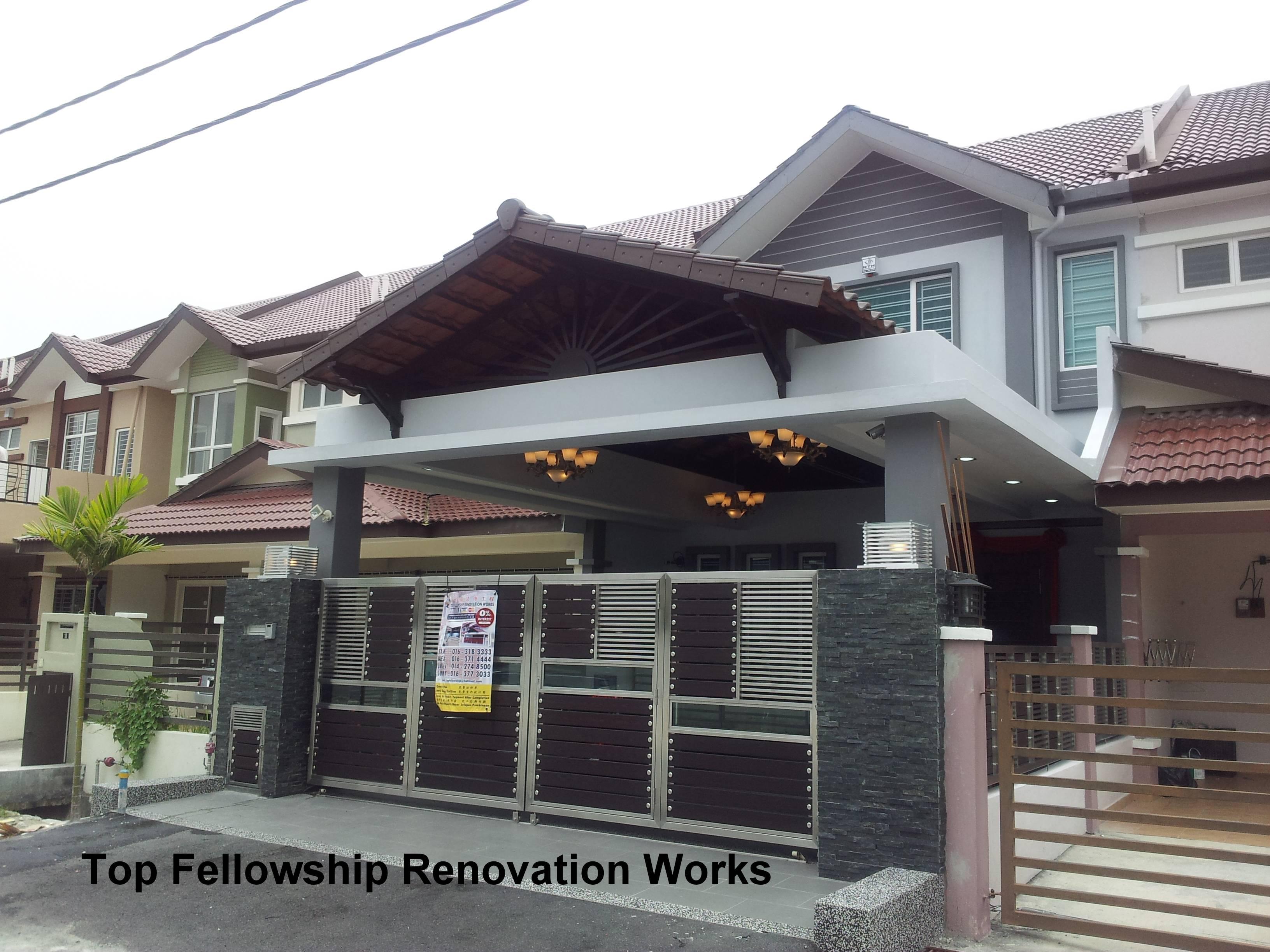 Car Porch Design Malaysia Joy Studio Best House Plans Home Plans Blueprints 126274
