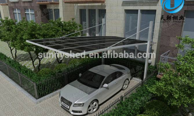 Car Porch Design Polycarbonate Pixshark