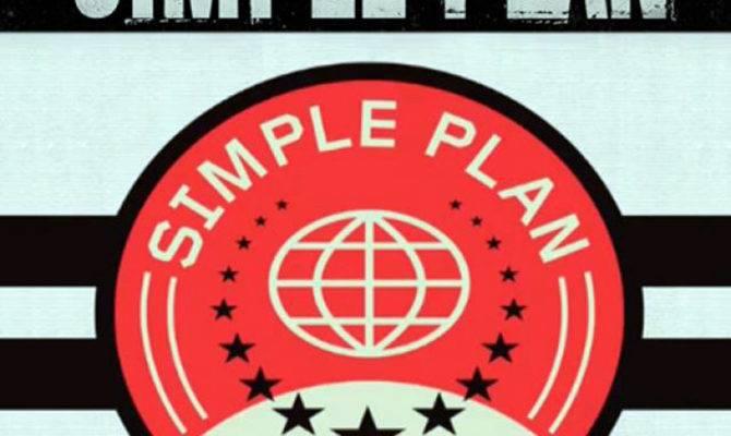 Car Tula Frontal Simple Plan Astronaut Single
