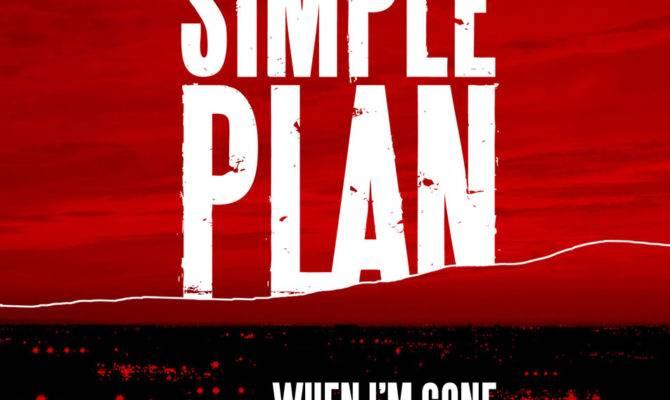 Car Tula Frontal Simple Plan Gone Single