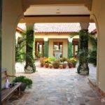 Caracao House Bachelorette Courtyard Hooked