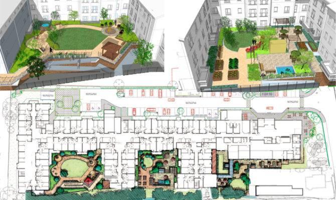 Care Retirement Homes Design External