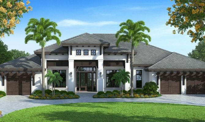 Caribbean House Plans Style Architecture