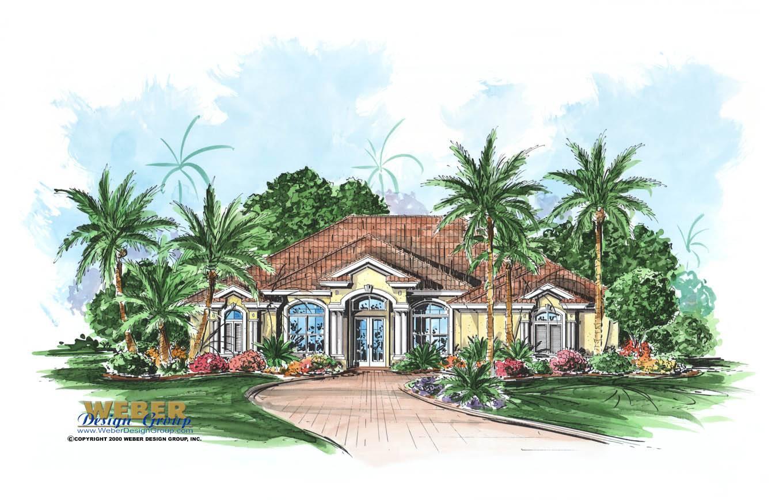 Caribbean House Plans Styles Design