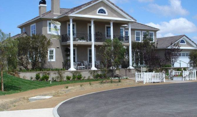 Carlsbad New Southern Colonial Home Bressi Ranch