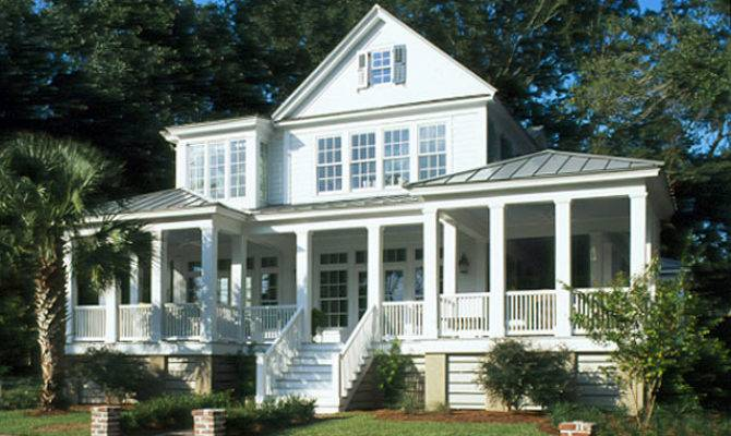 Carolina Island House Coastal Living Southern