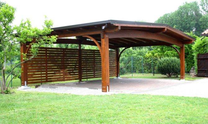 Carport Gazebodesign