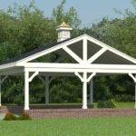 Carport Plans Car Plan Thegarageplanshop