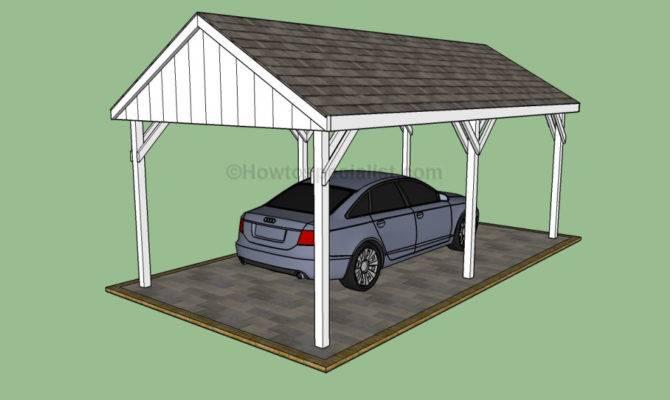Carport Plans