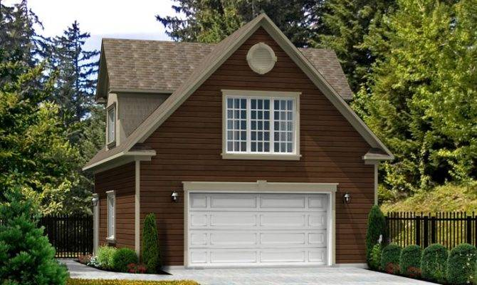 Carriage House Plans Plan Two Car