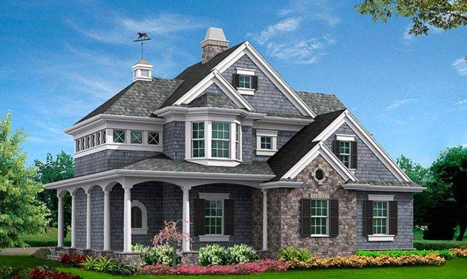 Carriage House Plans Victorian Plan