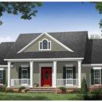 Case Stil Colonial Style House Plans