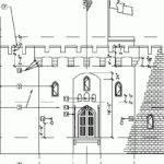 Castle Blueprints Plans