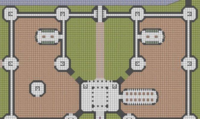 Castle Courtyard Screenshots Show Your Creation