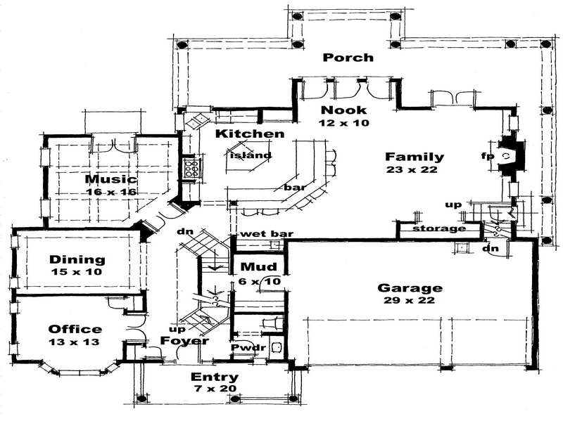 Castle Floor Plans Luxurious Design Style Medieval Home Plans
