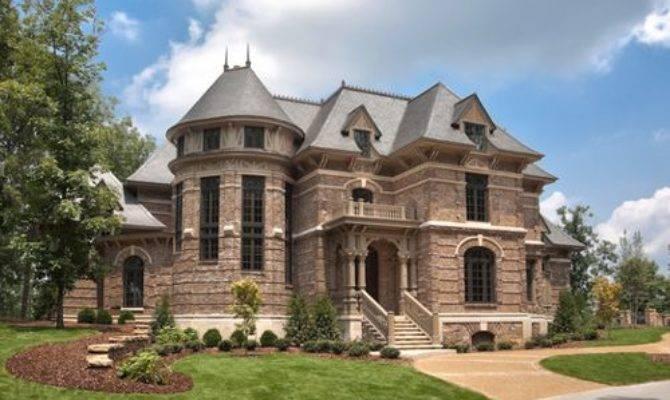 Castle House Home Design Ideas Remodel Decor