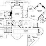 Castle Ourem House Plan Plans Styles