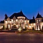 Castle Style Homes Inspired Home