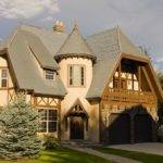 Castle Style Homes Tudor Swoon Over