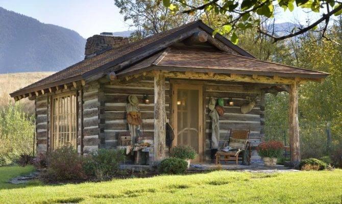 Casual Casa Amazing Natural Rustic Cabins